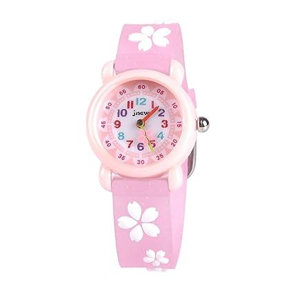 Amazon Gift For 3 8 Year Old Girls Kid Kids Wristwatch Watch