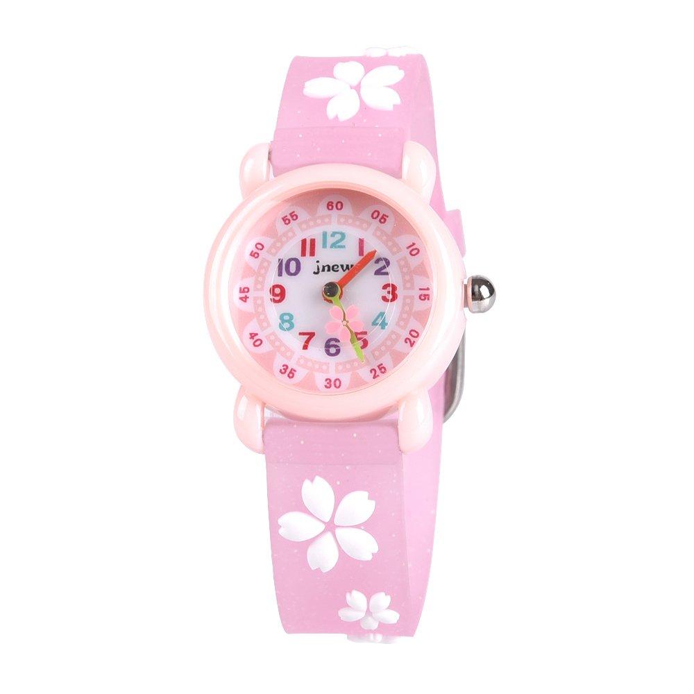 Gift for 3-8 Year Old Girls Kid, Kids Wristwatch Watch Toy for 3-7 Year Old Girl Age 3-10 Gift for Children Birthday