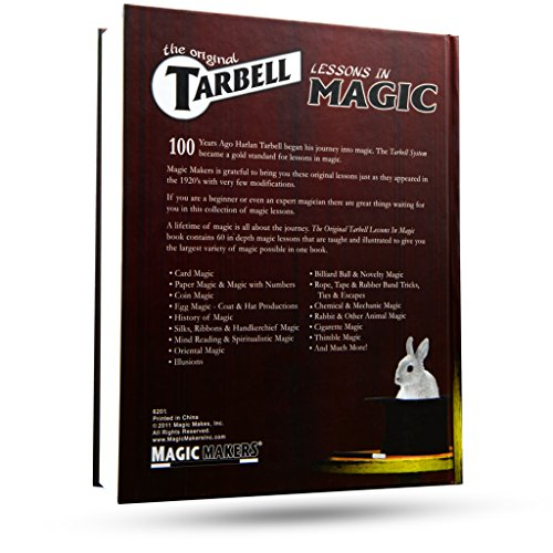 The Original Tarbell Lessons - Course in Magic by Magic Makers (Image #2)