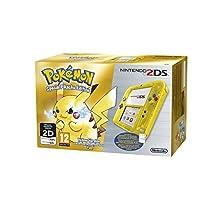 Nintendo Pokemon 2DS Special Edition PIKACHU POKEMON YELLOW PAL EUROPEAN IMPORT