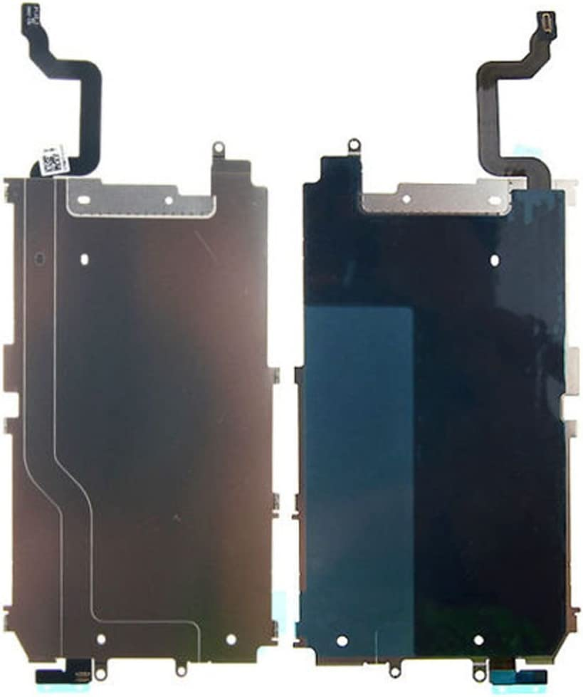 Mobofix Replacement Metal Thermal Screen Plate for iPhone 6 (All Models) Heat Shield with Flex Cable