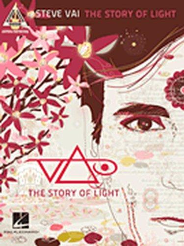 Hal Leonard Steve Vai – The Story of Light