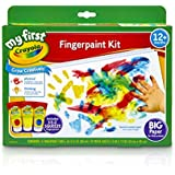 Crayola My First Finger Paint Kit
