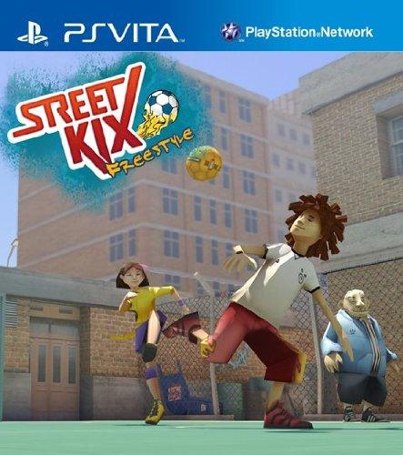 Streetkix: Freestyle - PS Vita [Digital Code]