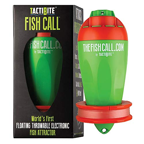 TactiBite Fish Call - Electronic Fish Attractor ()