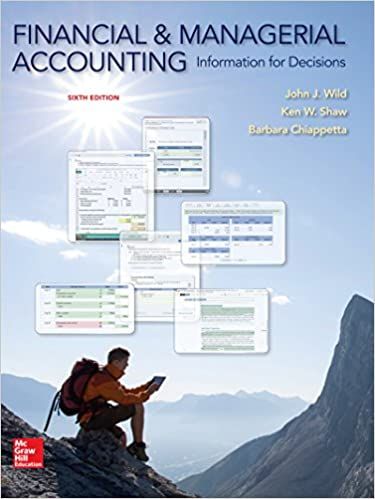 Amazon financial and managerial accounting ebook ken shaw amazon financial and managerial accounting ebook ken shaw john wild barbara chiappetta kindle store fandeluxe Gallery