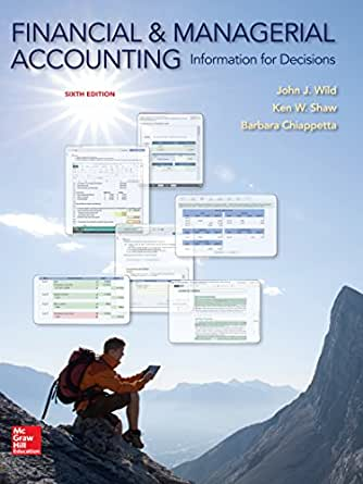 Amazon financial and managerial accounting ebook ken shaw financial and managerial accounting 6th edition kindle edition fandeluxe Images