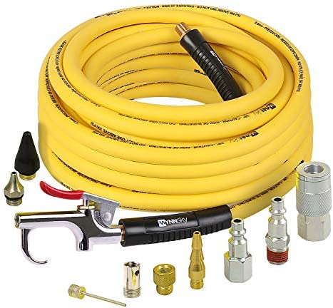 WYNNsky W53 018C Green Air Hose product image