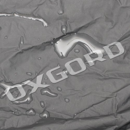OxGord Executive Storm-Proof Car Cover - 100 Water-Proof 7 Layers -Developed for Any All Conditions - Ready-Fit/Semi Glove Fit