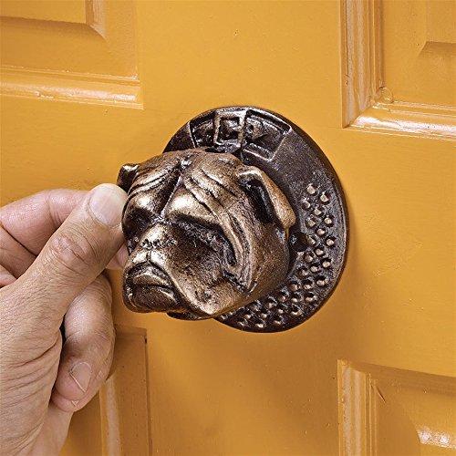 Madison Collection Bulldog Door Knocker