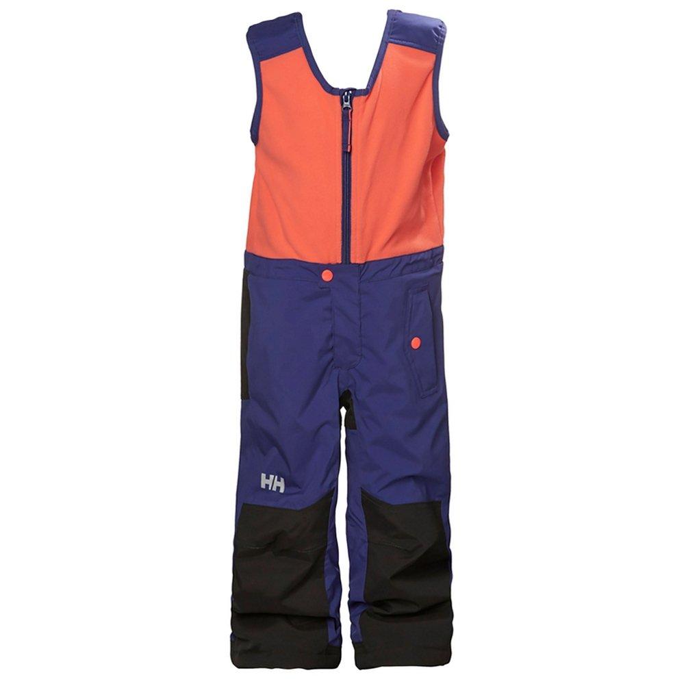 Helly Hansen Kid's Powder Bib Pants, Lavender, Size 9