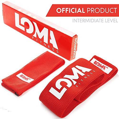 - LOMA Resistance Hip Band Workout 15
