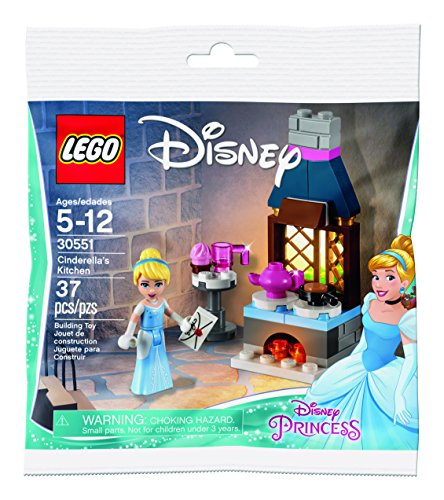 Princess Disney Spring (LEGO Disney Princess Cinderella's Kitchen (30551))