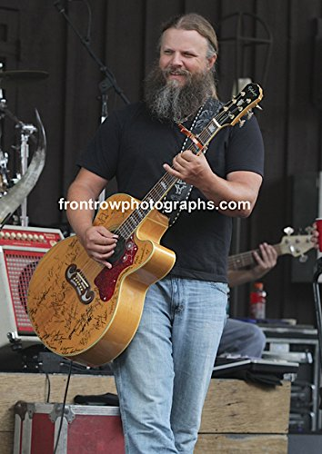 "Jamey Johnson 8""x10"" Color Photo by Concert Photos"