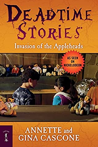 book cover of Invasion of the Appleheads
