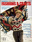 img - for Family Circle Fashions & Crafts 1986 (Crochet Our Fabulous Indian Sweater and Mini Afghan, Vol 12) book / textbook / text book