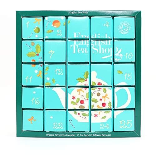 [해외]잉글리시 티 샵 블루 어드밴트 캘린더 / English Tea Shop Blue Advent Calendar