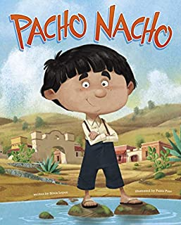 Book Cover: Pacho Nacho