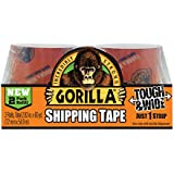 """Gorilla Packing Tape Tough & Wide Refill, 2.83"""" x 30 yd., 2 Rolls"""