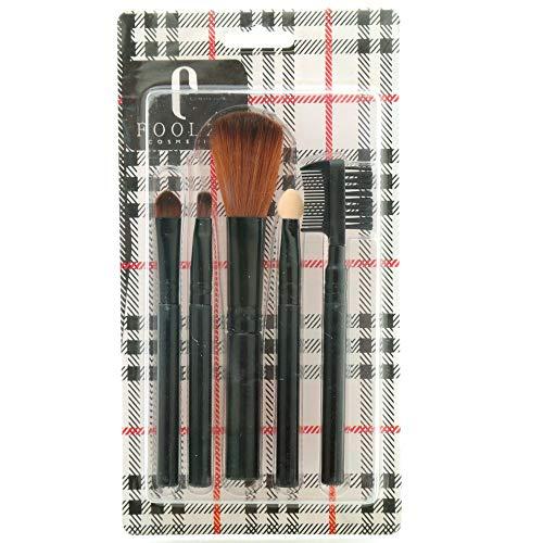 Foolzy BR 7A Makeup Brush Set  5 Pieces