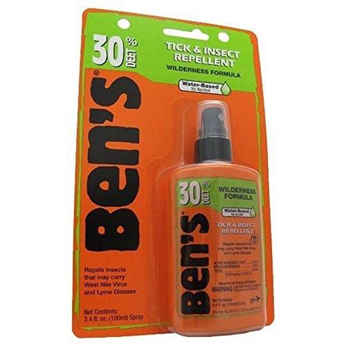 Adventure Medical Bens 30-Percent Pump, 3.4 oz (3 Pack)