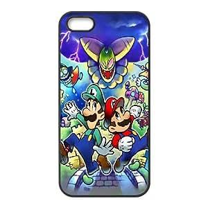 iPhone 5, 5S Phone Case Super Mario Bros F5C7475 by lolosakes