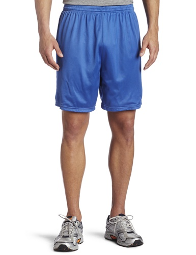 Mens Soffe Shorts (Soffe Men's Nylon Mini-Mesh Fitness Short Royal  Large)