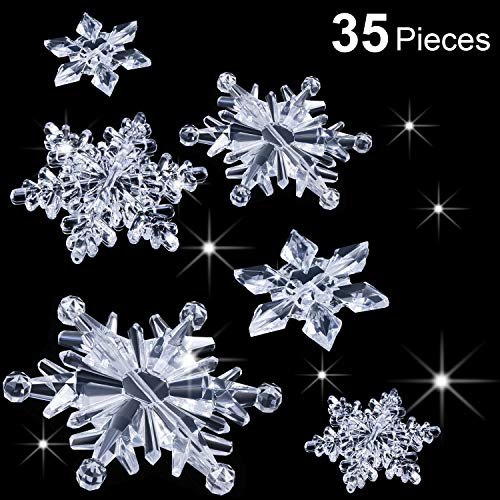 Boao 35 Pieces Clear