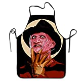 Freddy Krueger Chef Kitchen Cooking And Baking Bib Apron