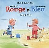 Monsieur Rouge & monsieur Bleu Livre Pdf/ePub eBook
