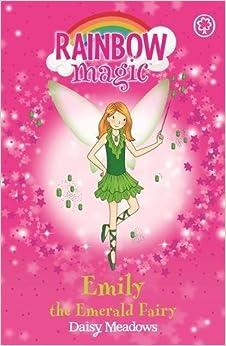 Book Emily the Emerald Fairy: The Jewel Fairies Book 3 (Rainbow Magic)