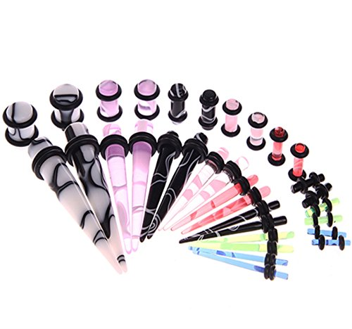 BodyJ4You Tapers Pieces Acrylic Stretching product image