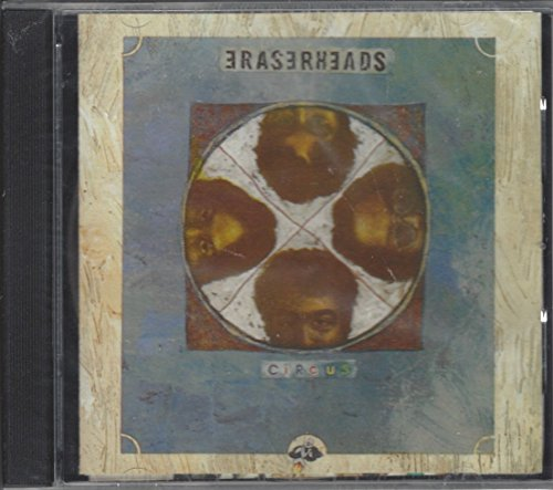 CIRCUS CD BY THE ERASERHEADS