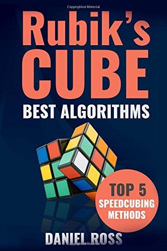 Rubiks Cube Best Algorithms Speedcubing product image