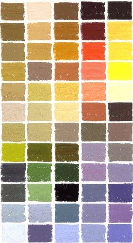 Terry Ludwig Soft Pastels 60 Arid Landscape Set