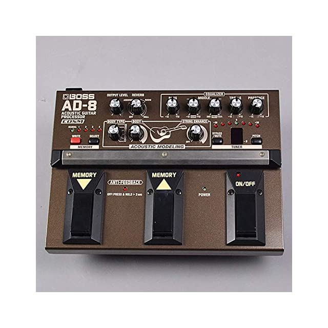 リンク:AD-8 Acoustic Guitar Processor