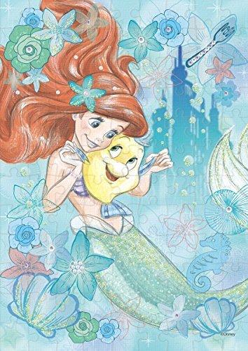 Amazon.com: Importado de Japón 108 piezas Puzzle la Sirenita ...