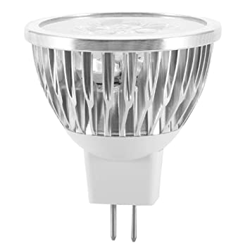Amazon.com: koulate MR16 GU5.3 Bombillas LED, 3000 K (blanco ...