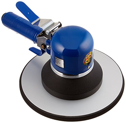 Astro 3008 8-Inch Gear Driven Random Orbital Sander with 8-Inch - 13 Blue Floor Scrub Pad