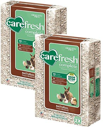carefresh Complete Pet Bedding (60 L (Pack 2), Natural)