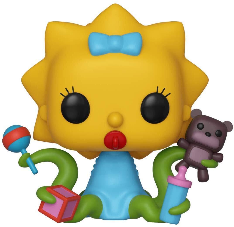ویکالا · خرید  اصل اورجینال · خرید از آمازون · Funko Pop! Animation: Simpsons - Alien Maggie wekala · ویکالا