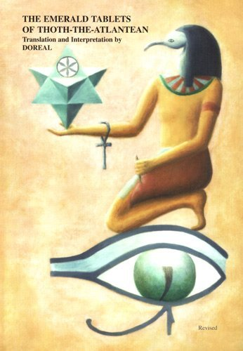 By Doreal - The Emerald Tablets of Thoth the Atlantean (12/16/95)