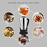 Elite Gourmet EC-120 Electric 12-Cup Coffee