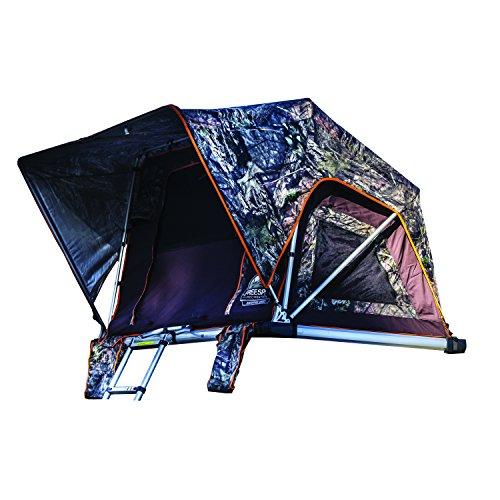 Freespirit Recreation Adventure Series M49 Roof Top 1-2 Person Tent (4 Season) – Mossy Oak/Brown