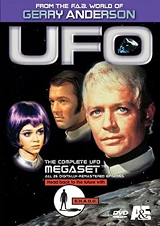 Amazon com: The Complete UFO Megaset: Gerry Anderson: Movies