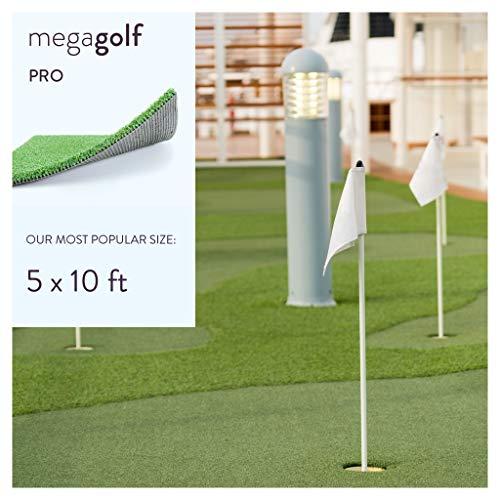 MEGAGRASS MegaGolf Pro Popular Size 5x10Ft Artificial Grass