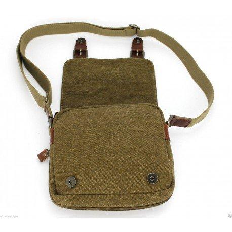 De con Djemy piel mujer vaqueta para bandolera con marrón nueve diseño Bolso hombre De De Charmoni tela FwOEPE