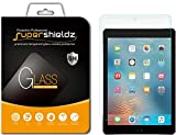 Supershieldz for New iPad 9.7 inch (2018 2017) iPad Pro 9.7 inch Tempered Glass Screen Protector - Anti-Scratch - Anti-Fingerprint - Bubble Free - Lifetime Replacement Warranty