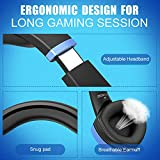 BENGOO GM-7 Gaming Headset Headphones for PS4