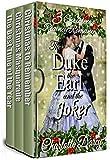 3 Christmas Regency Romances: The Duke, the Earl, and the Jok